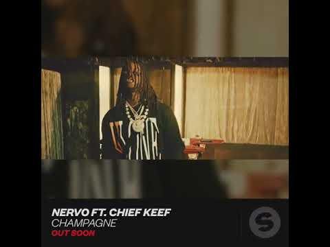 دانلود آهنگ جدید NERVO به نام Champagne (feat. Chief Keef)