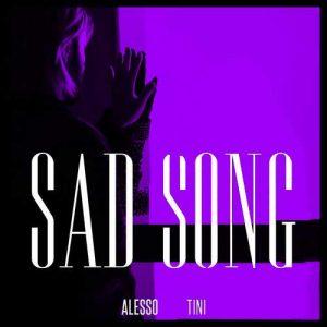 دانلود آهنگ جدید Alesso & TINI به نام Sad Song