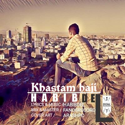 دانلود آهنگ جدید حبیب دل به نام خستم حاجی