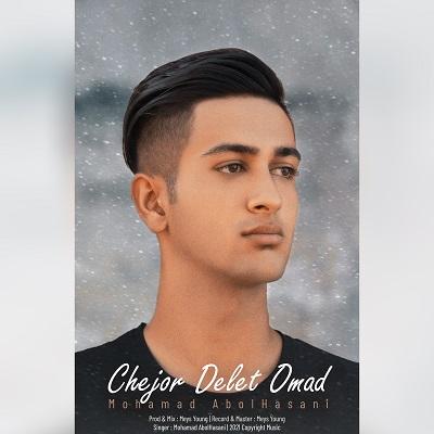 دانلود آهنگ جدید محمد ابوالحسنی به نام چجور دلت اومد